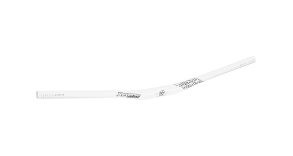 "Reverse Riserbar Global 730 0.7"" white"